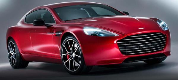 Masina Aston Martin Rapide S GT
