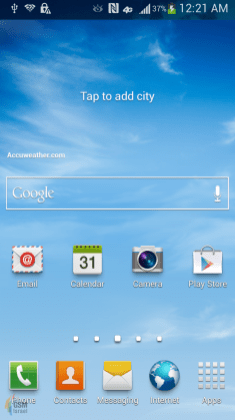 Samsung GALAXY S4 Screenshot (4)