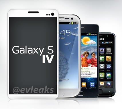 aspect telefon samsung galaxy s4