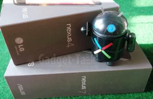 Nexus 6 si Nexus 8