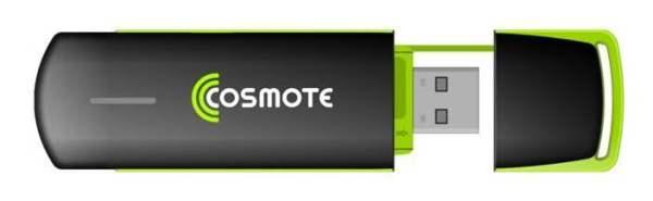 stick USB Internet CONNECT GO COSMOTE MF637