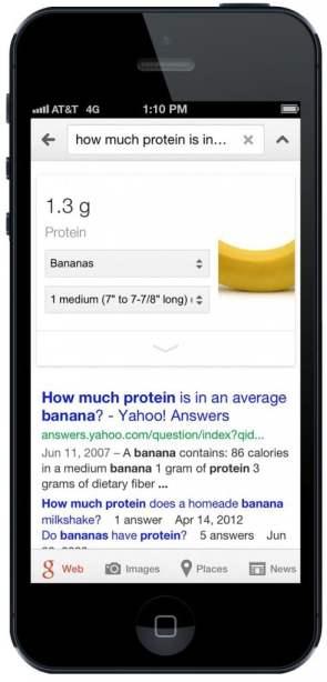 banana protein