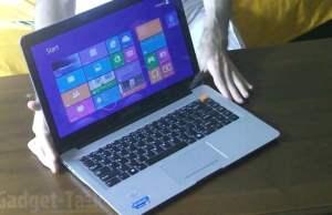 Despachetare Ultrabook MAGUAY MyWay U1402i Touch