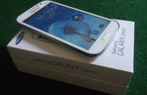 despachetare Samsung Galaxy Grand Duos