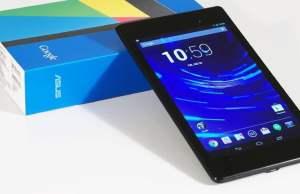 noua tableta Nexus 7