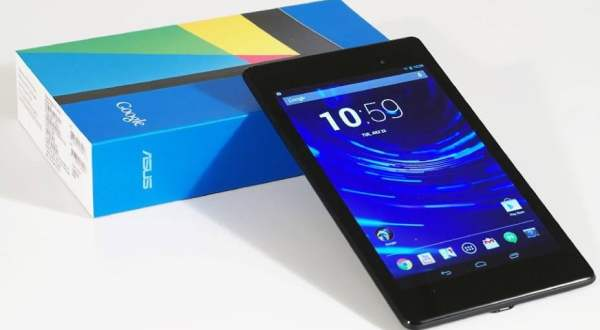 noua tableta google nexus 7