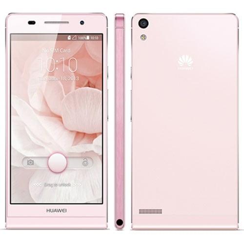 Huawei Ascend P6 Roz