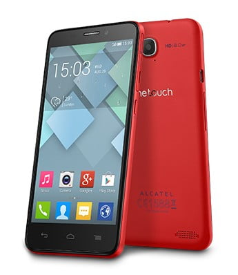 Alcatel One Touch Idol S si Idol mini
