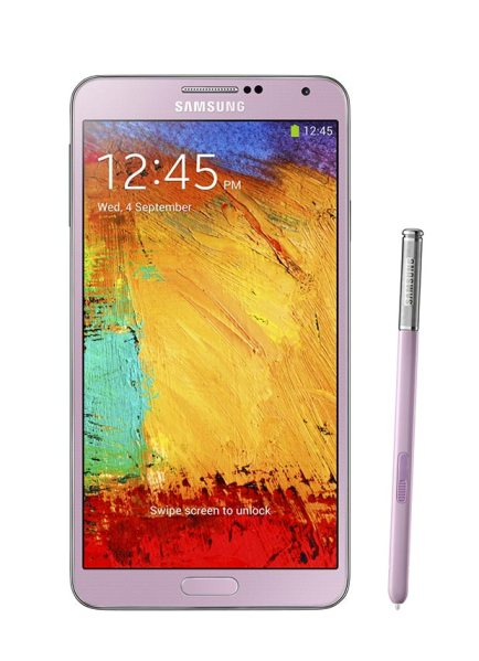 Galaxy Note 3 Roz
