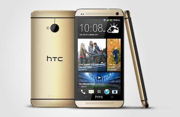 HTC One Auriu