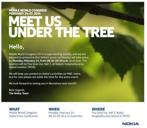 lansare Nokia
