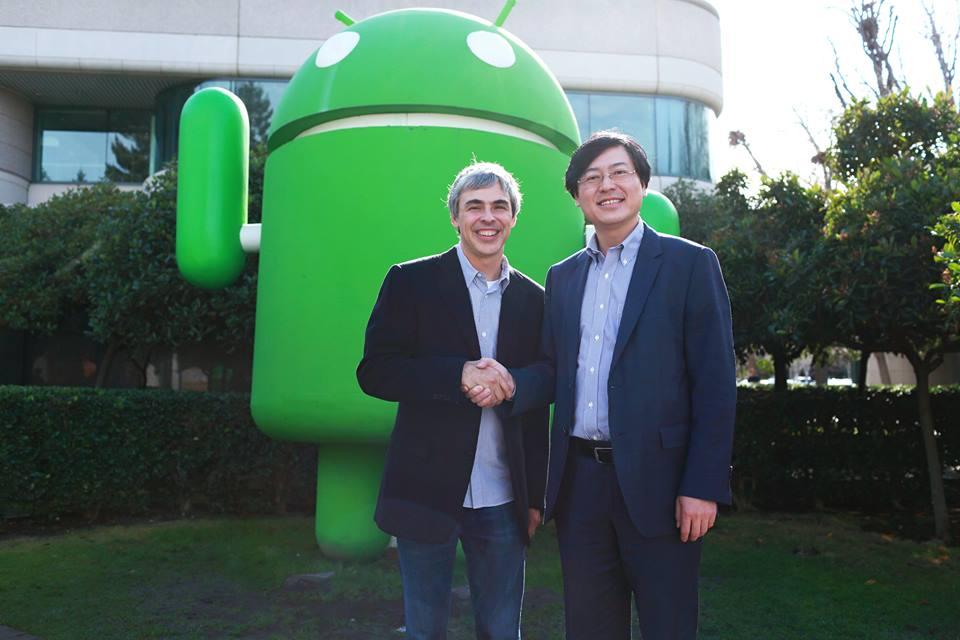 Lenovo cumpara Motorola