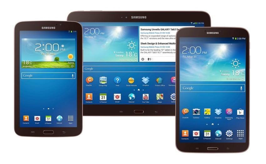 seria Galaxy Tab 4