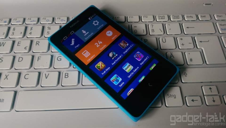 productia seriei Nokia X