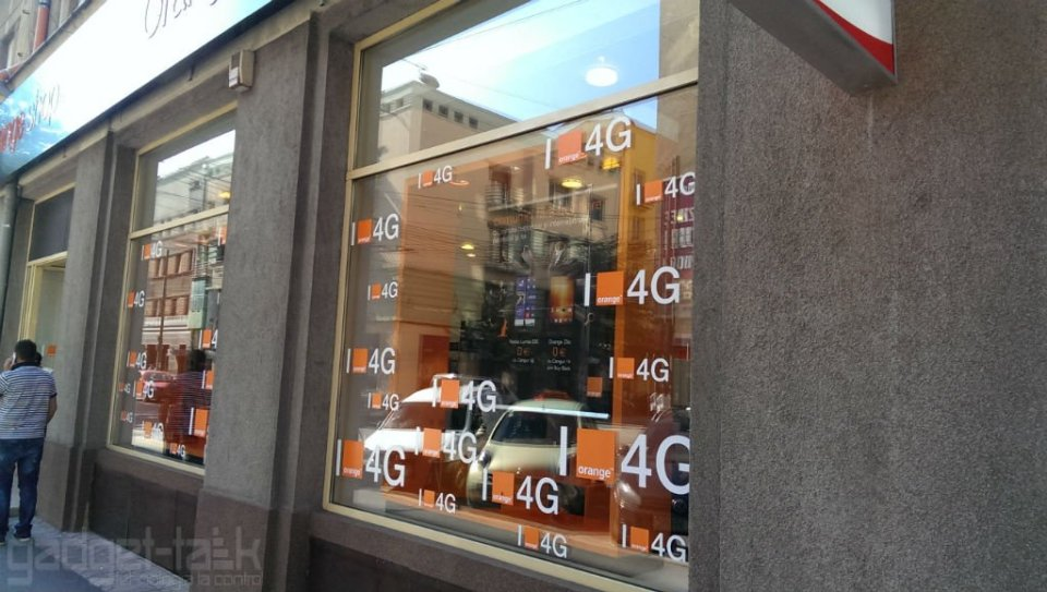 Orange Romania creste viteza 4G la 500Mbps