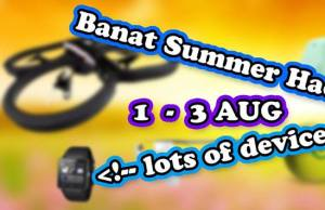 Banat Summer Hackathon
