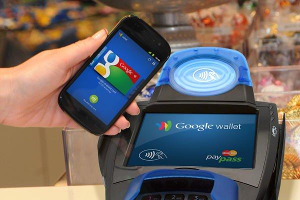 NFC Google Wallet