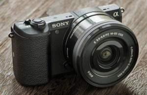 Sony α5100