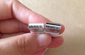 cablu usb reversibil