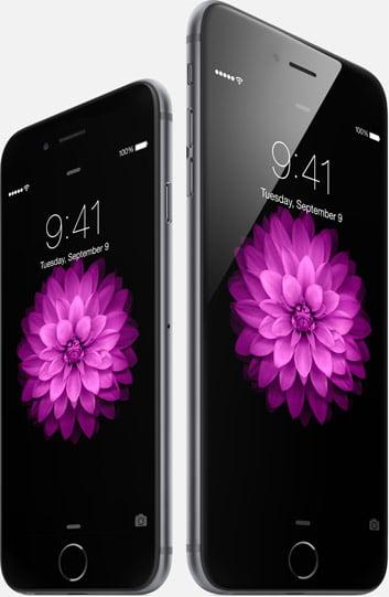 Apple anunta iPhone 6 Plus