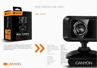 canyon accesorii de sarbatori web camera