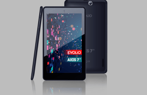 evolio axis 7 hd