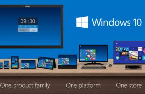 Microsoft Windows 10 Briefing