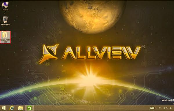 Allview Wi7 si Wi10N primesc update BIOS