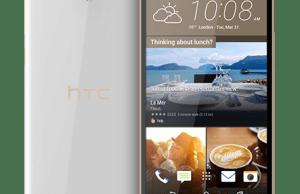 HTC anunta One E9 Plus
