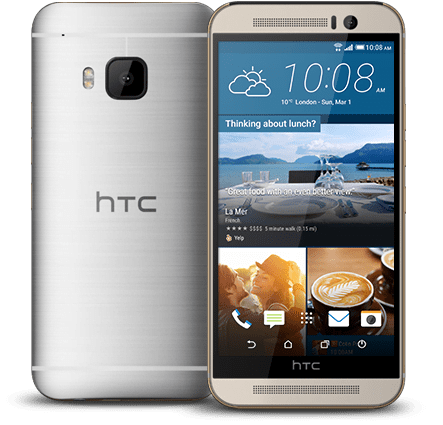 rezistenta telefonului htc one m9