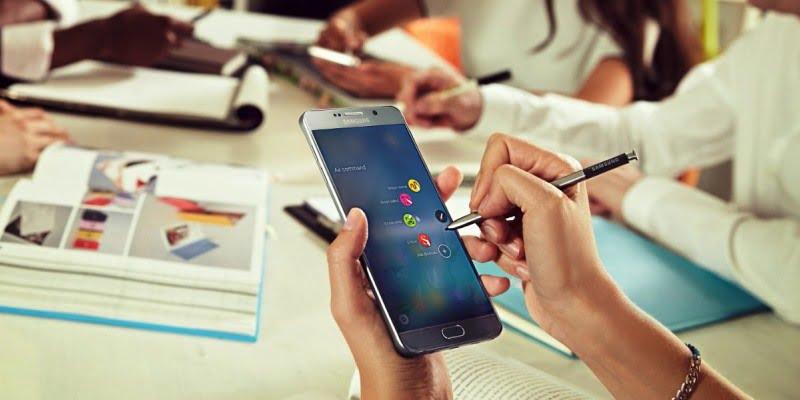Samsung lanseaza Galaxy Note 5