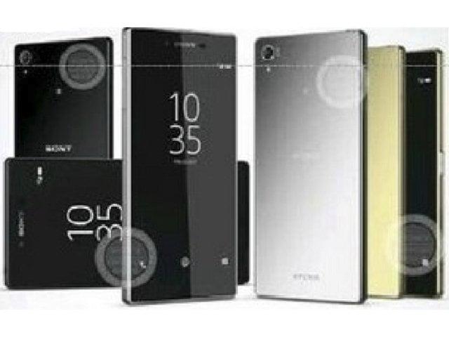Sony Xperia Z5+ primul smartphone cu ecran 4K
