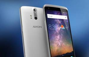 ZTE Axon va fi lansat in Germania