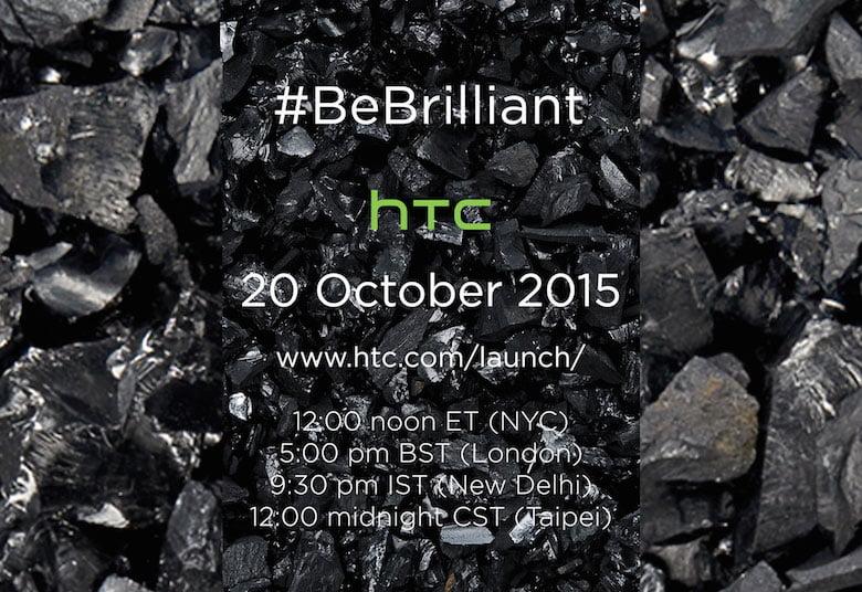 HTC va organiza un eveniment de lansare pe 20 octombrie