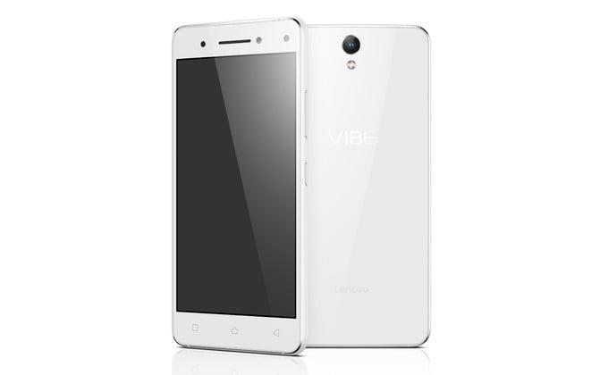 Lenovo Vibe S1 este telefonul cu doua camere frontale