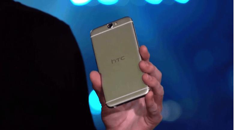 One A9 lansat oficial de HTC