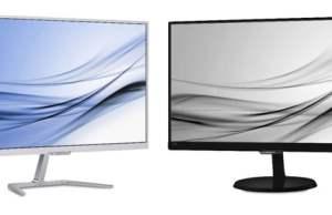 Philips lanseaza trei monitoare HD