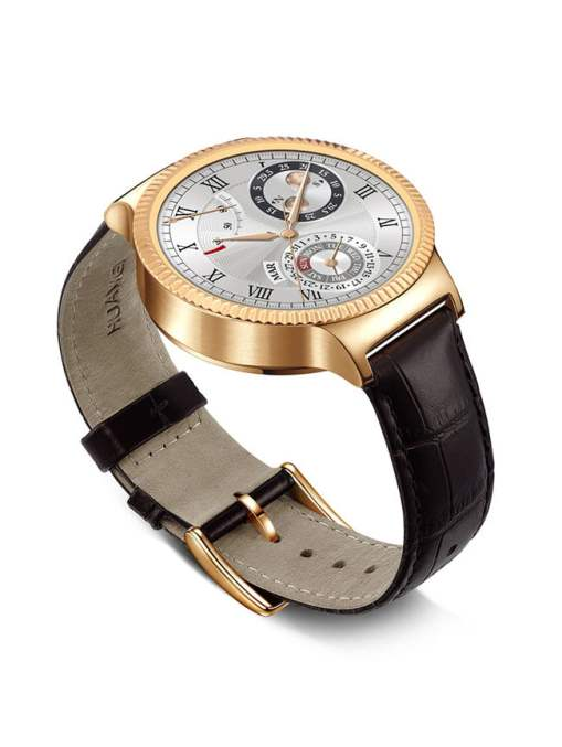 Huawei Watch Gold Edition