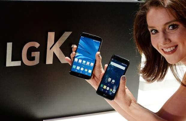 LG K10 si K7