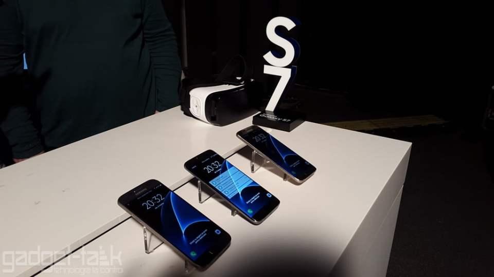 Samsung lanseaza in Romania telefoanele Galaxy S7