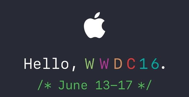 Ce va anunta Apple la conferinta WWDC16