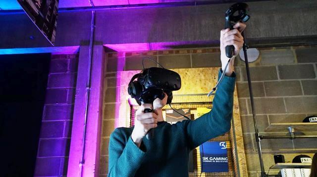 HTC lanseaza Studiourile Vive