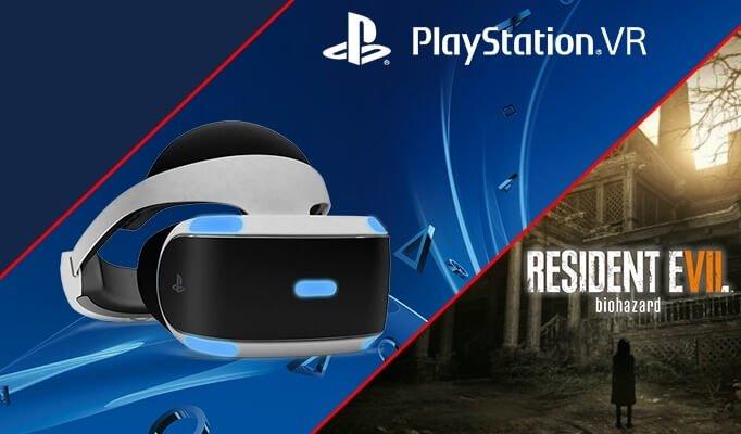 Pretul sistemului Playstation VR