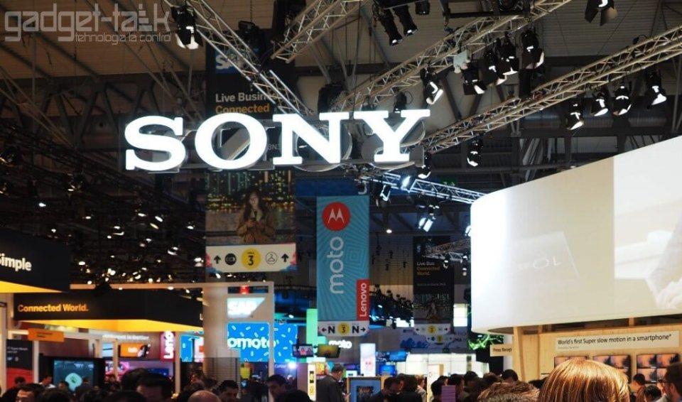 Sony anunta Xperia XZ Premium cu ecran 4K