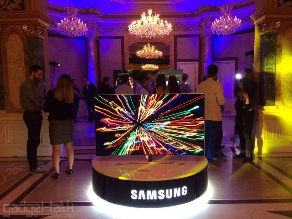 Pretul televizoarelor Samsung QLED 2017