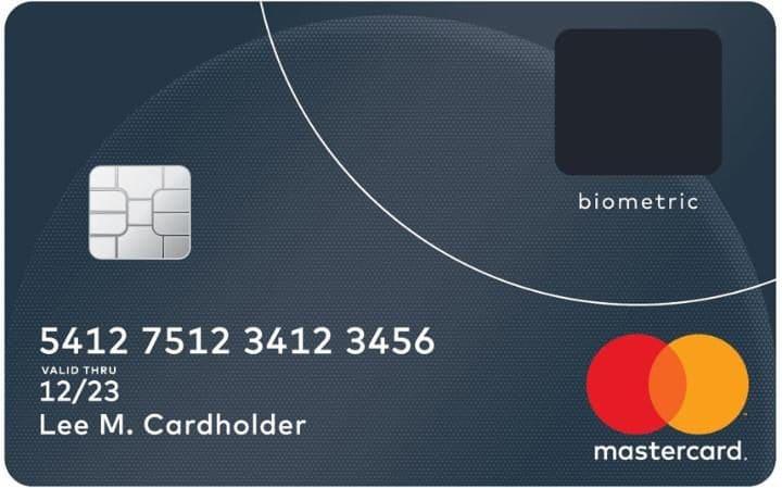 Mastercard introduce cardurile cu amprente