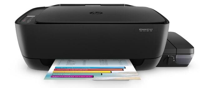 Pretul imprimantelor HP DeskJet GT 5820