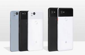 Google anunta telefoanele Pixel 2