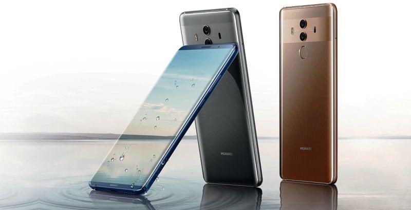 Huawei lanseaza telefoanele Mate 10