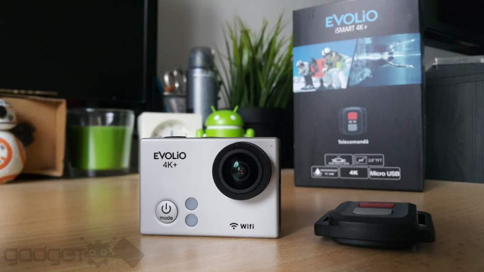 Evolio iSmart 4K+ Review